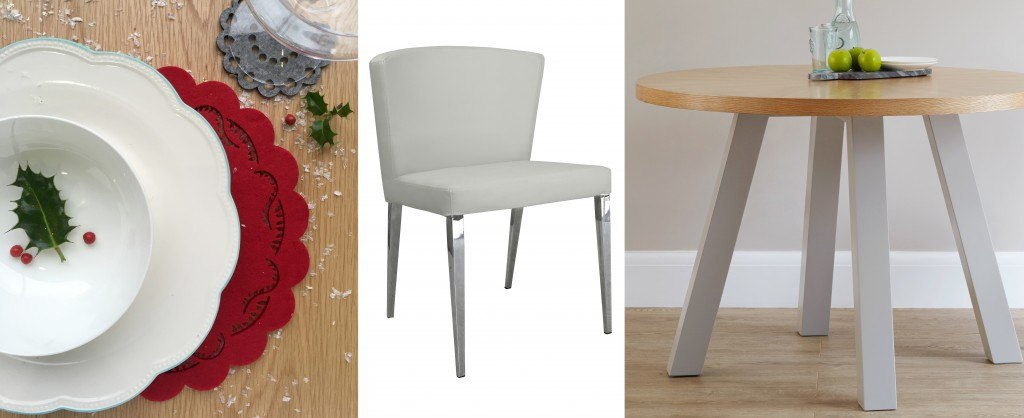 Dining Chairs to go with a round dining table