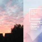 Pantone Colour of the Year 2016 is...