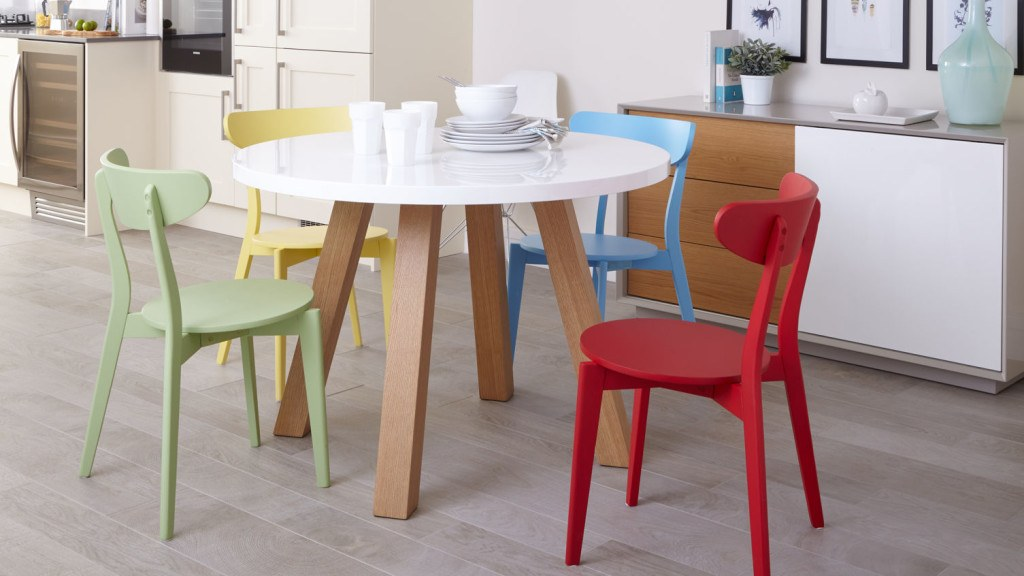 arc-oak-and-white-gloss-and-senn-colourful-dining-set-3