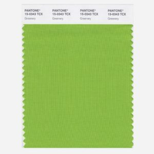 Greenery Fabric Swatch