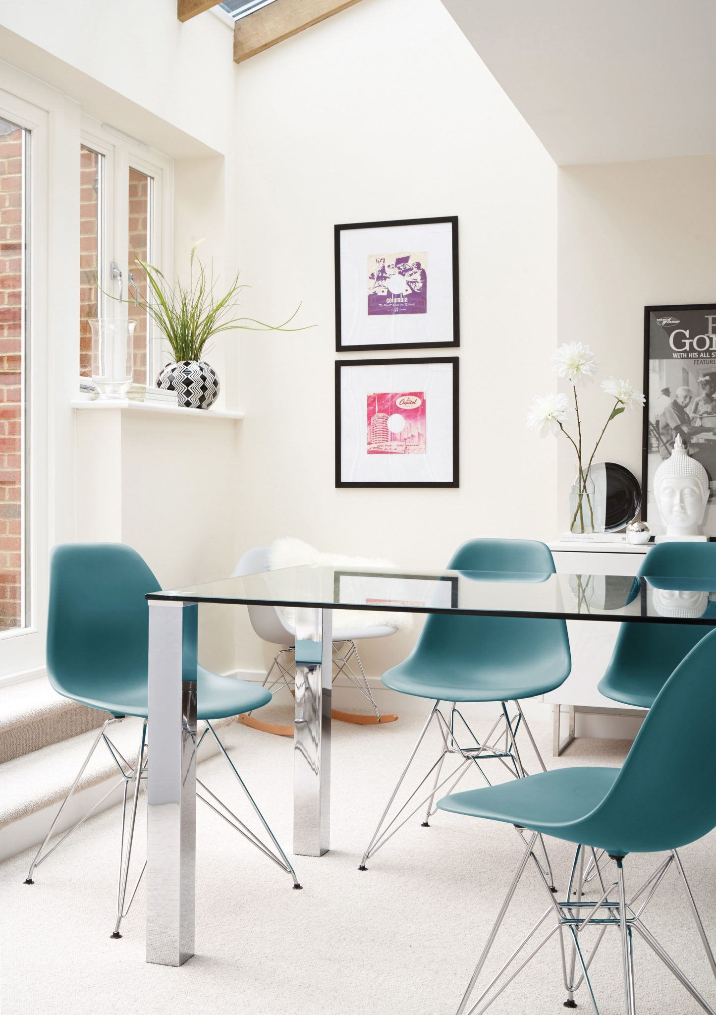 Eames Dining Set Danetti