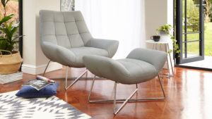 Canio Occasional Leather Chair