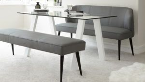Mellow Dining Bench without Backrest