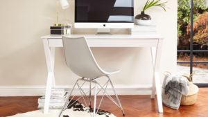 Trestle Desk and Stylo Chair