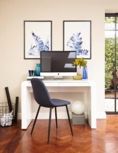 Fern Desk and Zilo Chair