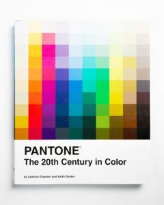 Pantone- the 20th Century in colour