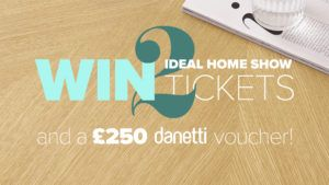Ideal Home Show Giveaway