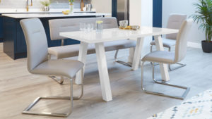Amazing How To Guide On Choosing Your Perfect Dining Bench Danetti Caraccident5 Cool Chair Designs And Ideas Caraccident5Info