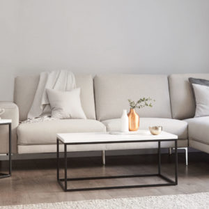 Siena corner sofa with chaise