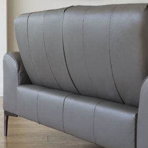 Dillon sofa range back stitch detailing