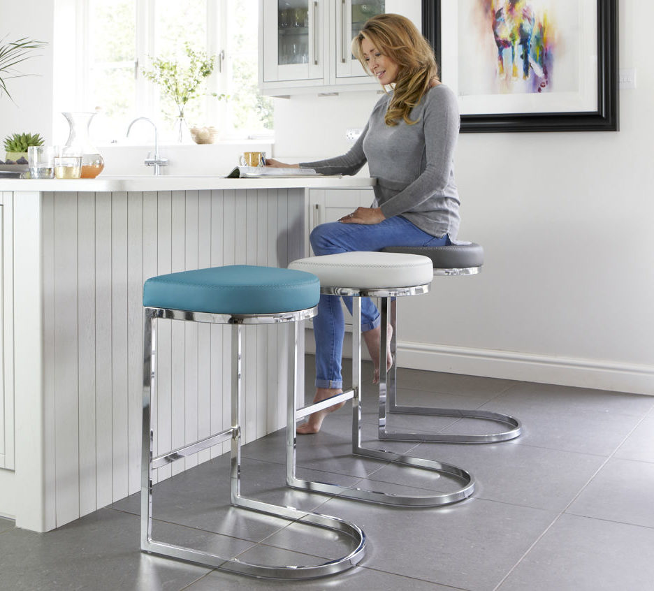 Fantastic Designer Bar Stools Modern Kitchen Stools Danetti Gmtry Best Dining Table And Chair Ideas Images Gmtryco