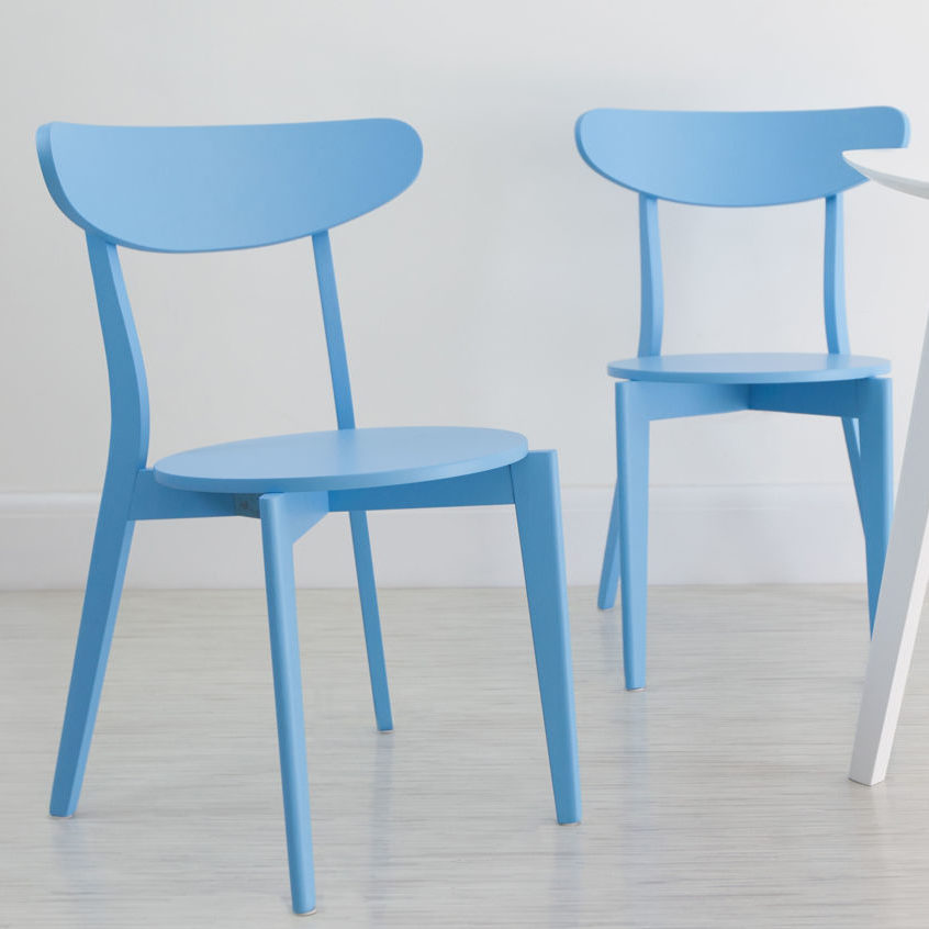 Senn Colourful Dining Chair, £45