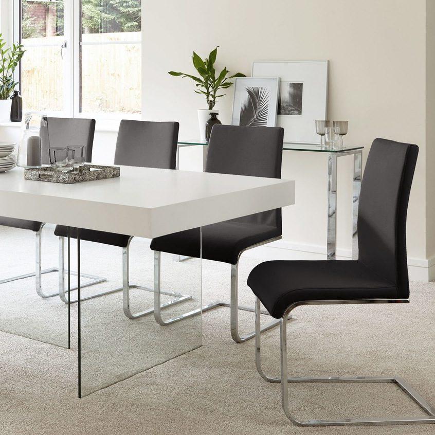 Verona Cantilever Chair, £99