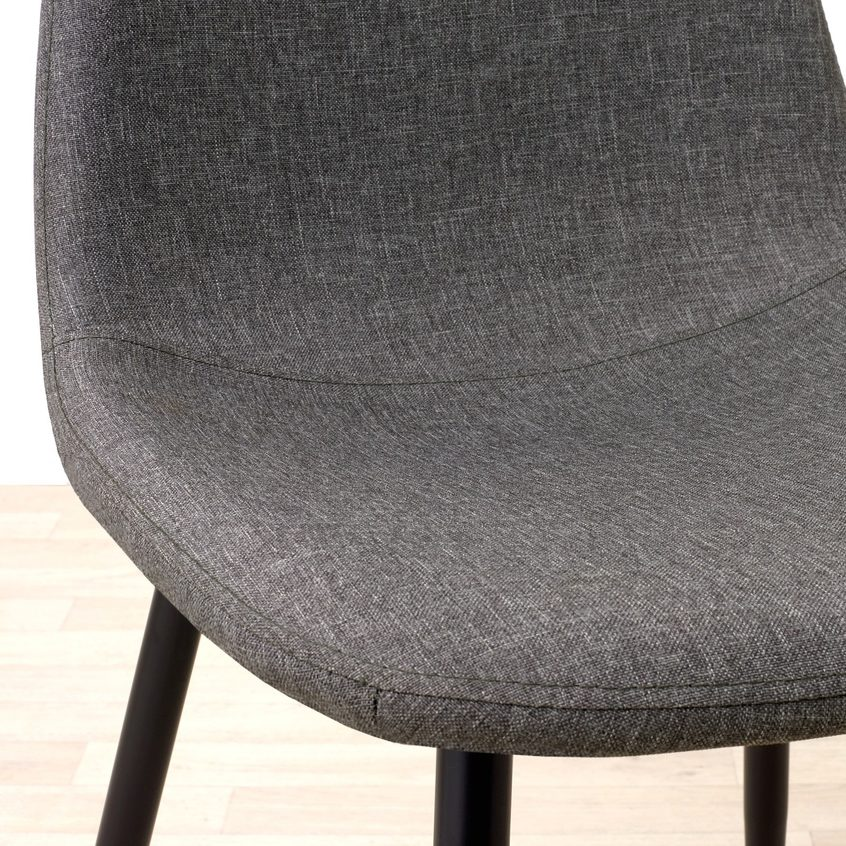 Zilo Fabric Dining Chair, £69