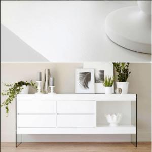 Aria White Oak Sideboard