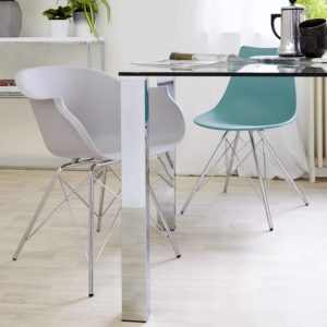 Tiva and Stylo Dining Set