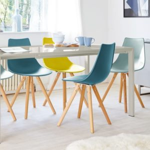 Swell Stylish Matching Bar Stools And Dining Chairs Danetti Creativecarmelina Interior Chair Design Creativecarmelinacom