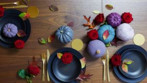Danetti Halloween Table Styling