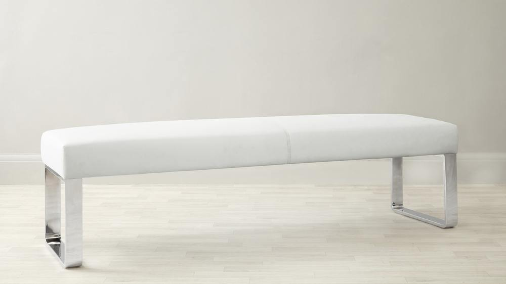 Loop 3 Seater Bench without Backrest