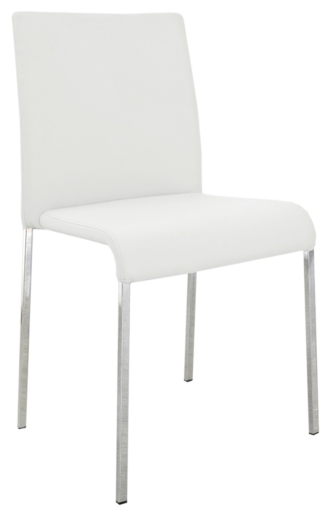 Tori Dining Chair in White