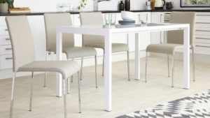 Metro Dining Table Unextended