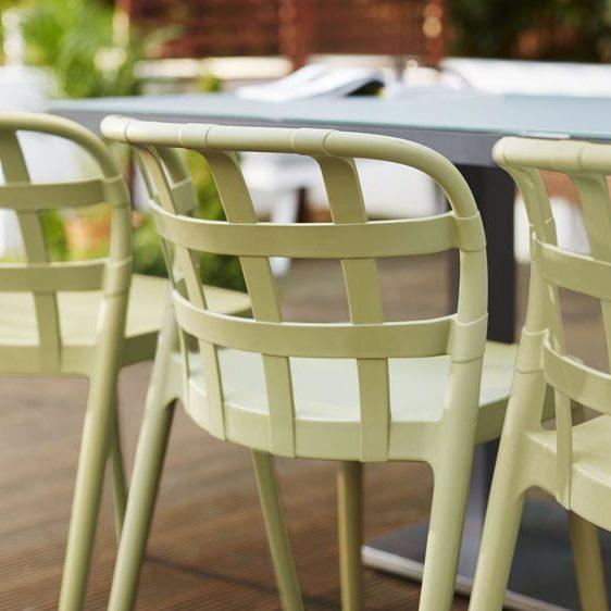 Stackable Skye Garden Chair