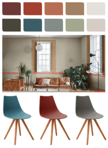 How To Use Spiced Honey In Your Home Dulux Colour Of The Year 2019 Danetti