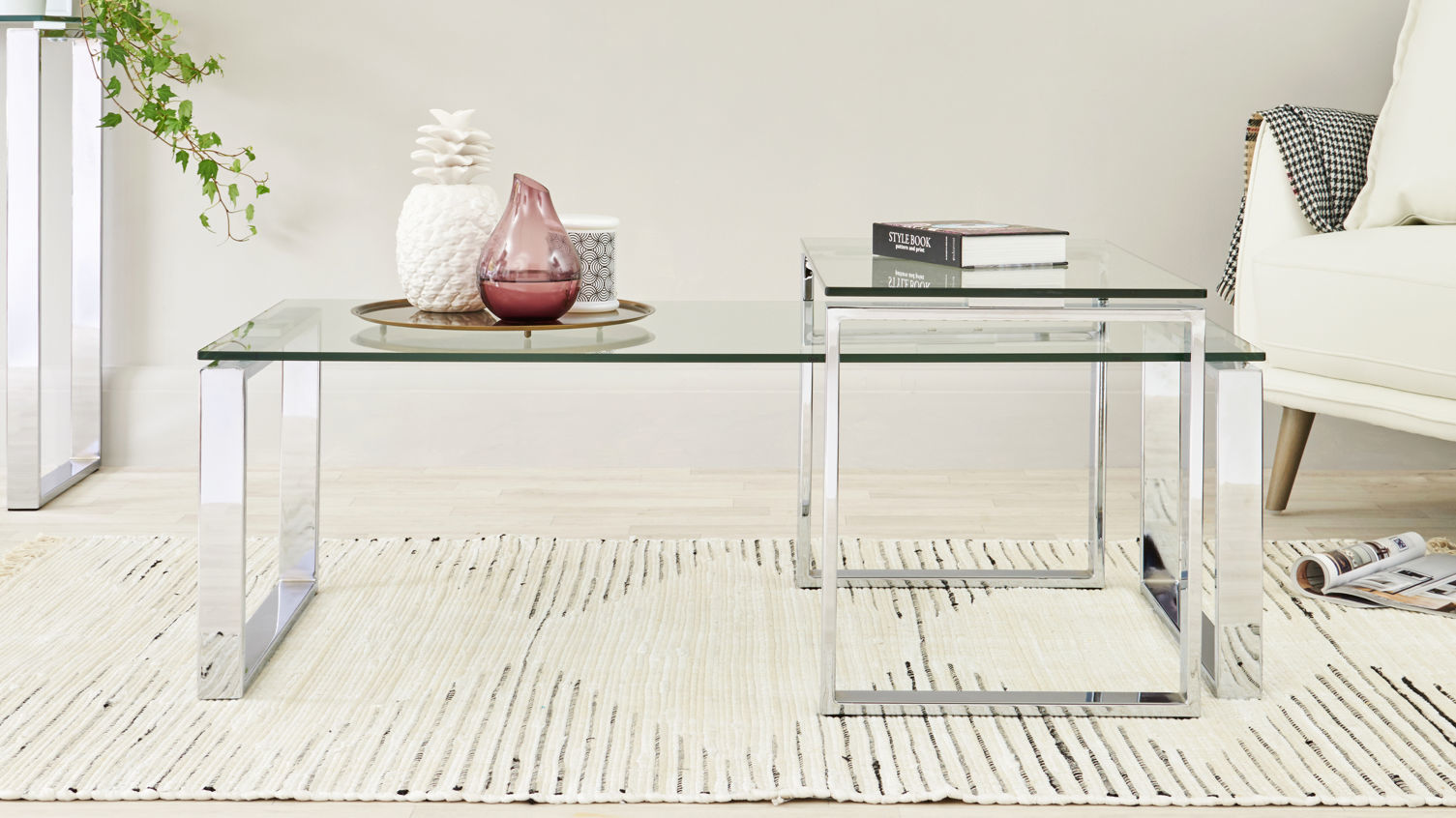 Tiva Coffee Table Set