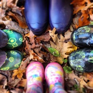 Half Term Welly Walks