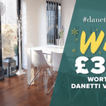 Danetti At Christmas: Festive Edition. Win £300 worth of Danetti Vouchers!