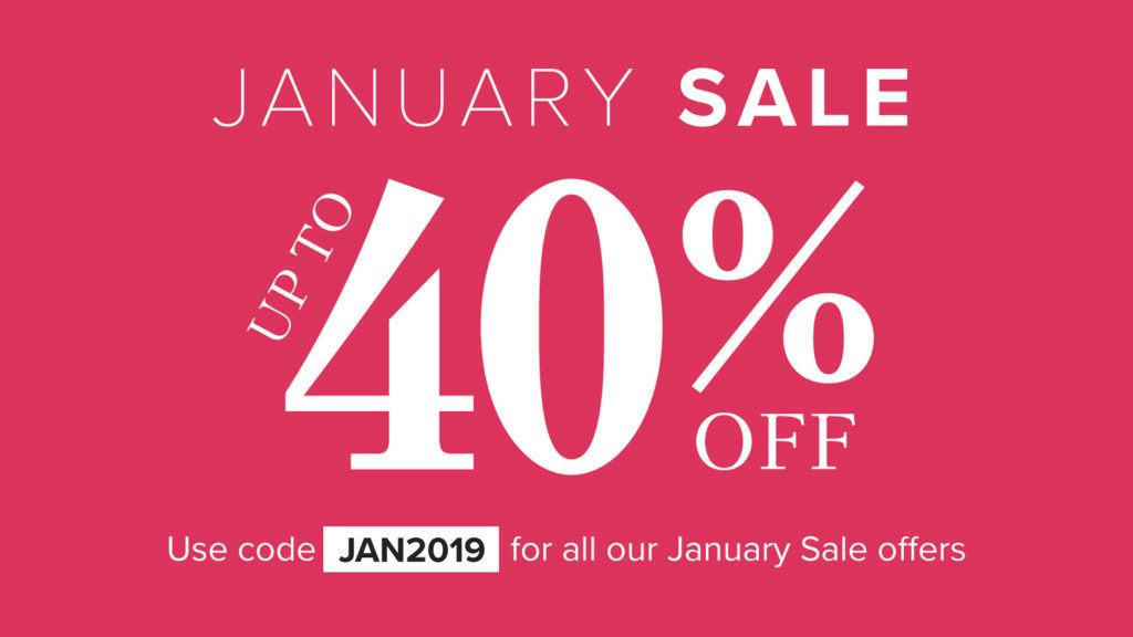 Danetti January Sale 2019