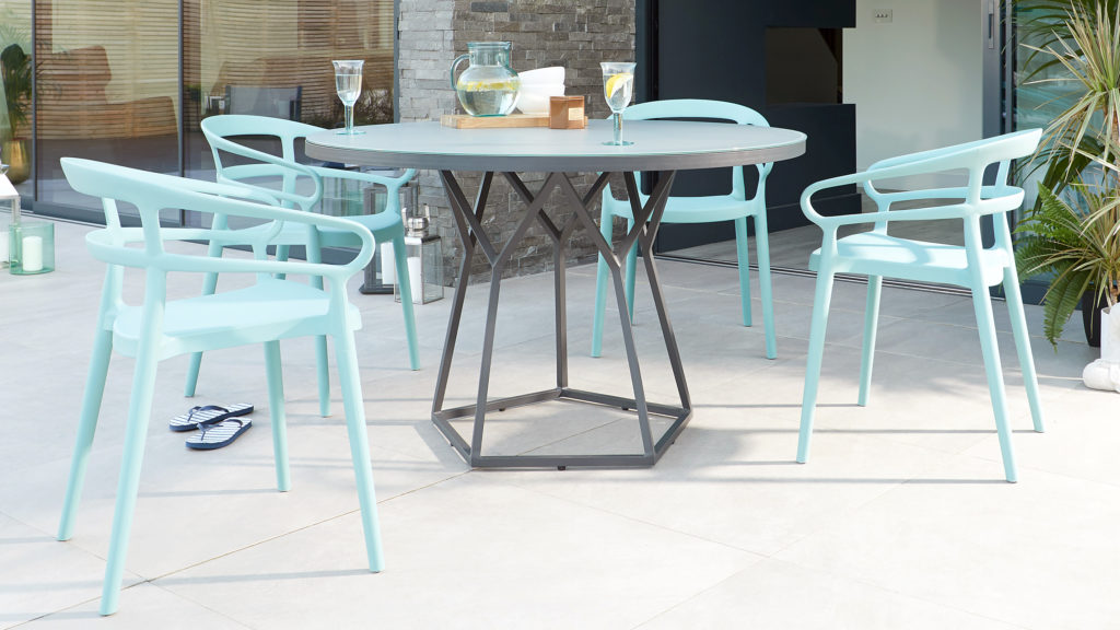 Porto garden dining table