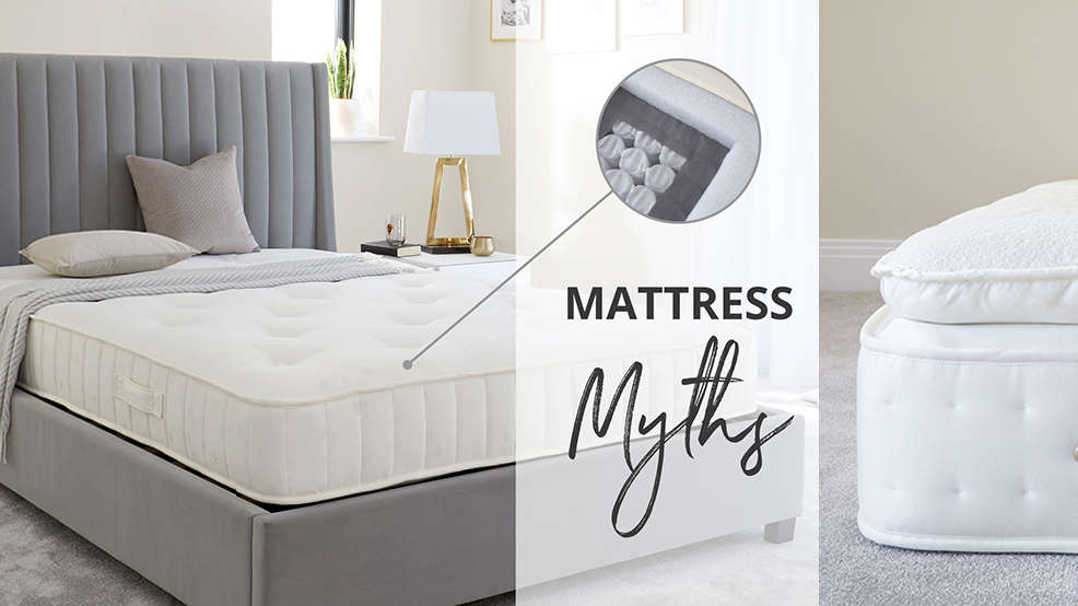 True or False? Top Mattress Myths