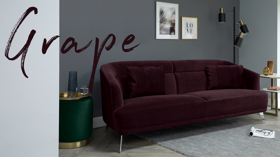 The Colour of the Moment: Grape – A Velvet Color Masterclass