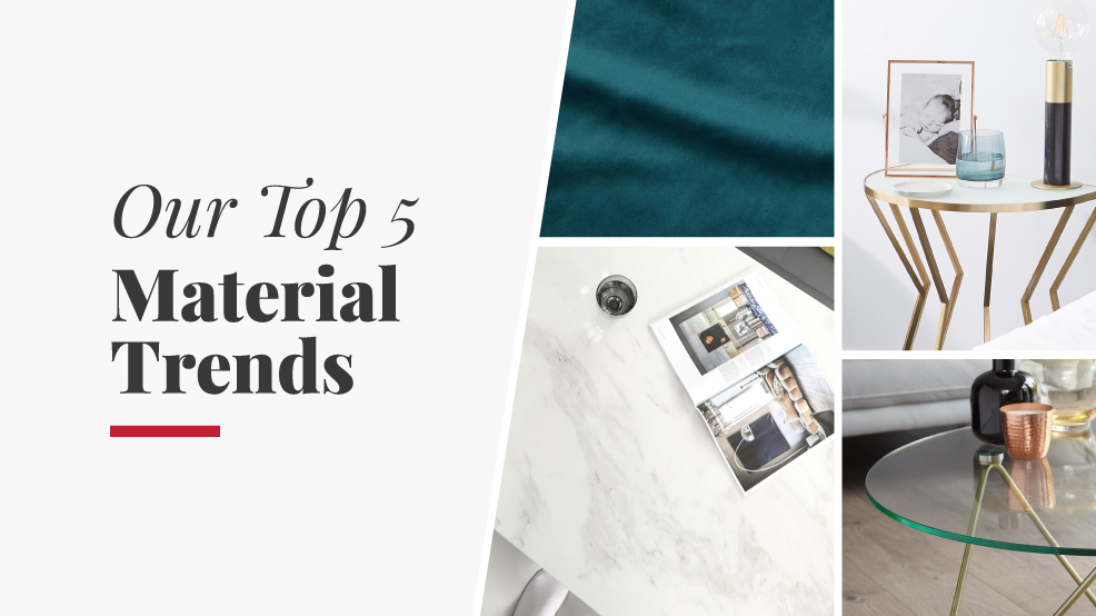 Danetti's top 5 material trend picks for 2020
